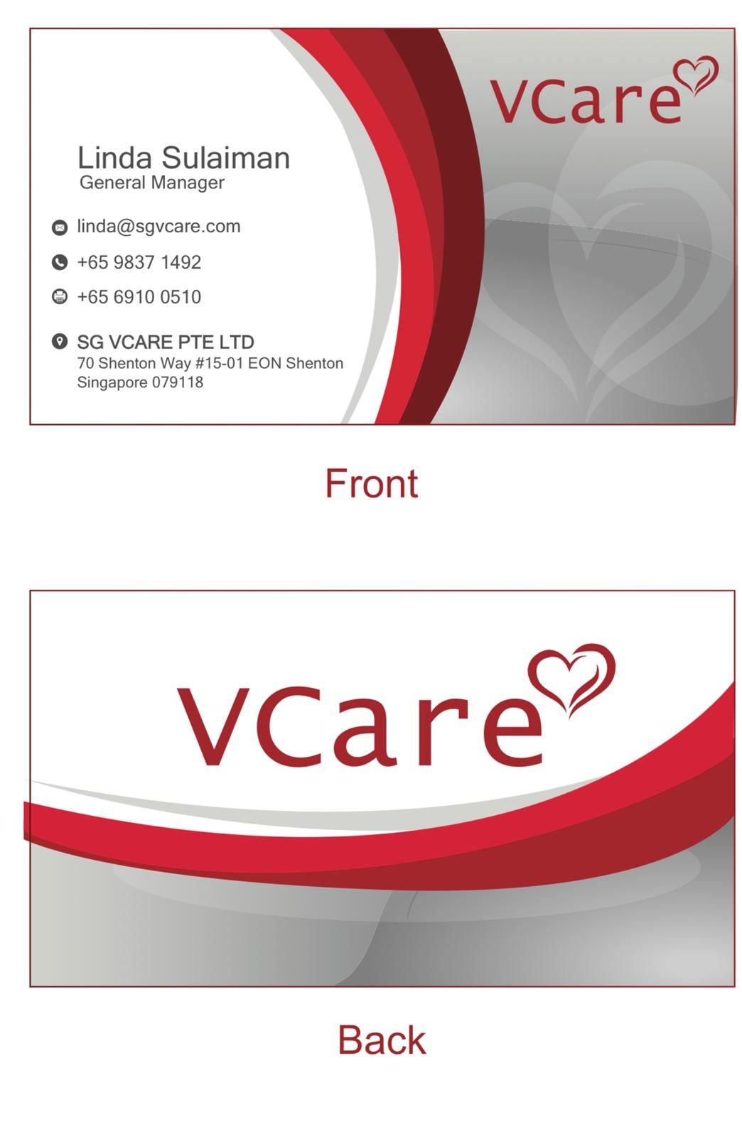 Company - SG VCARE PTE LTD