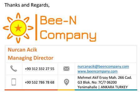 BEE-N COMPANY