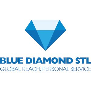 Blue Diamond STL