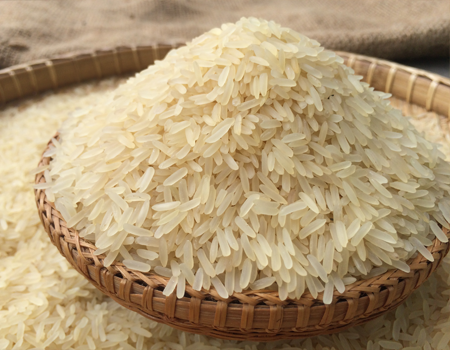 Parboiled Rice