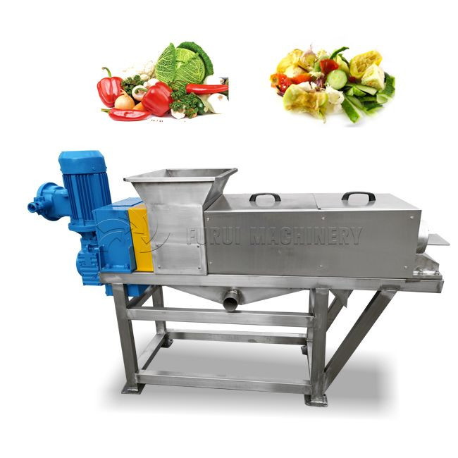 Hot selling cassava residue dewatering screw press/potato peel screw press dewatering machine