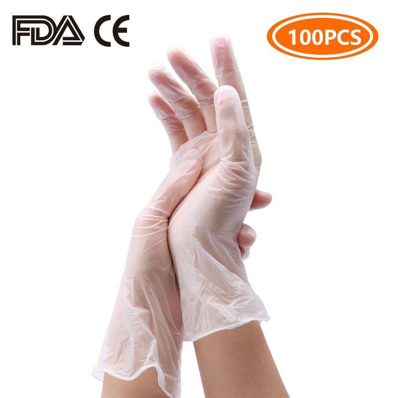 High Quality Transparent Cheap Disposable Pvc Latex Vinyl Exam Gloves