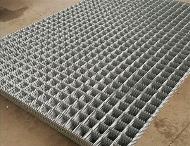 Hot dipped square Wire Mesh 2x2 Inch 10 Gauge 3x3 lnch galvanized Welded Wire Mesh Fence panel Manufacturer