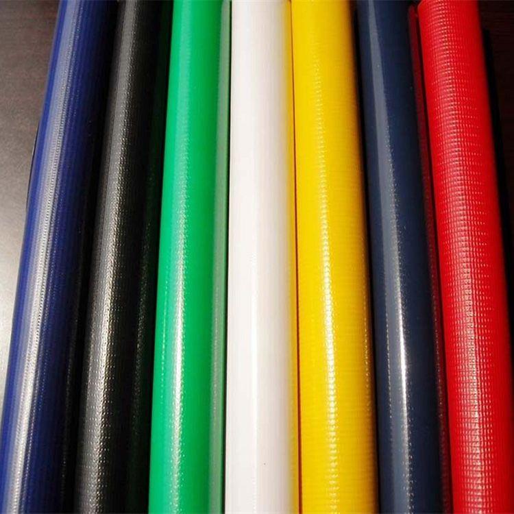 Tarpaulin Rubber Coating PVC Tarpaulin 500gsm