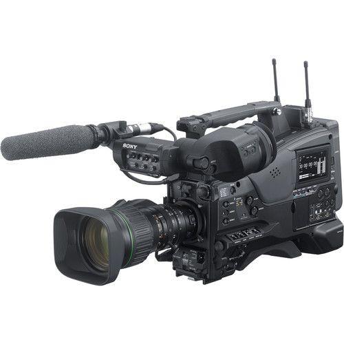 Sony PXW-X400KC 20x Manual Focus Zoom Lens