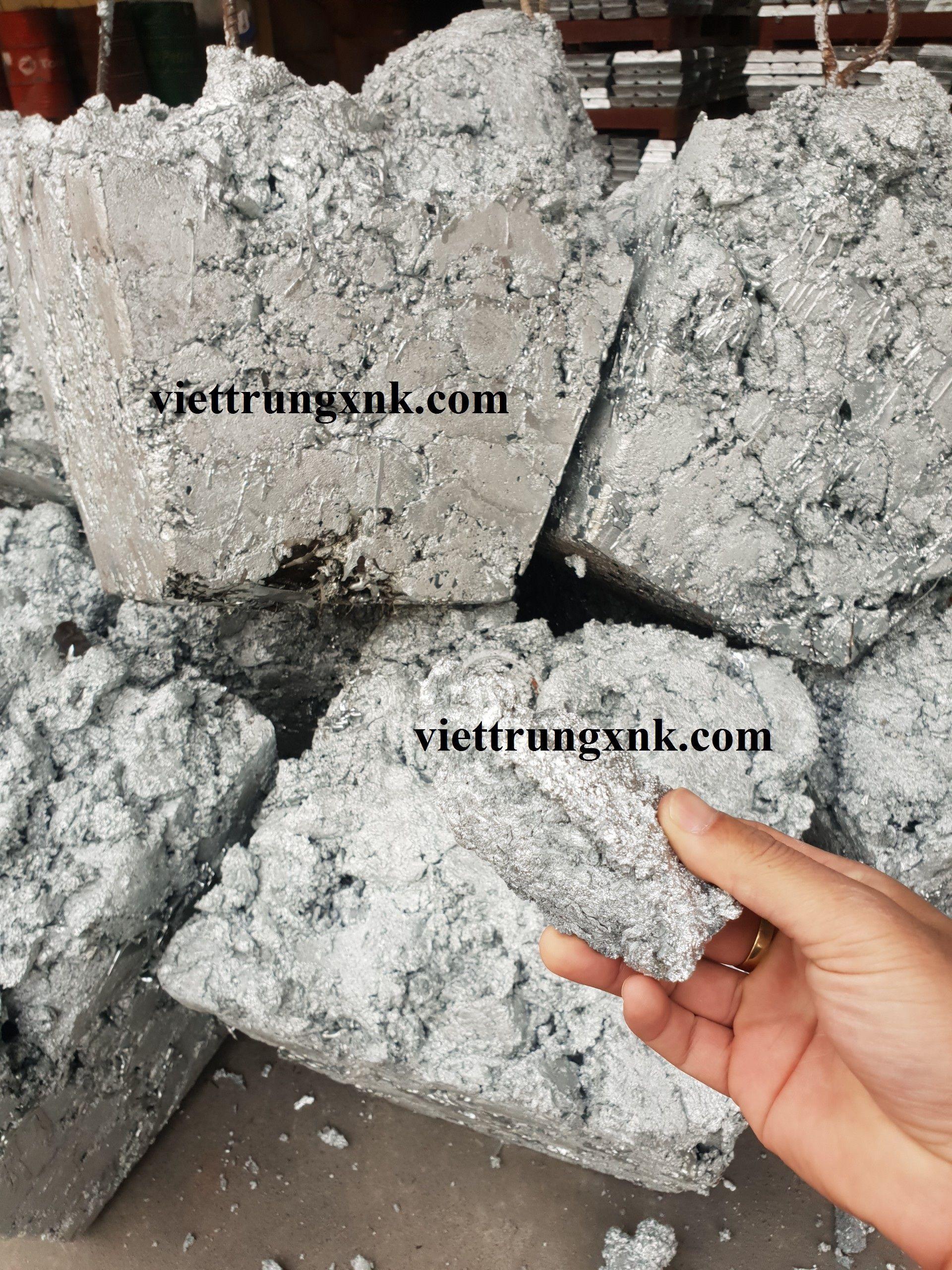 Zinc dross from Vietnam