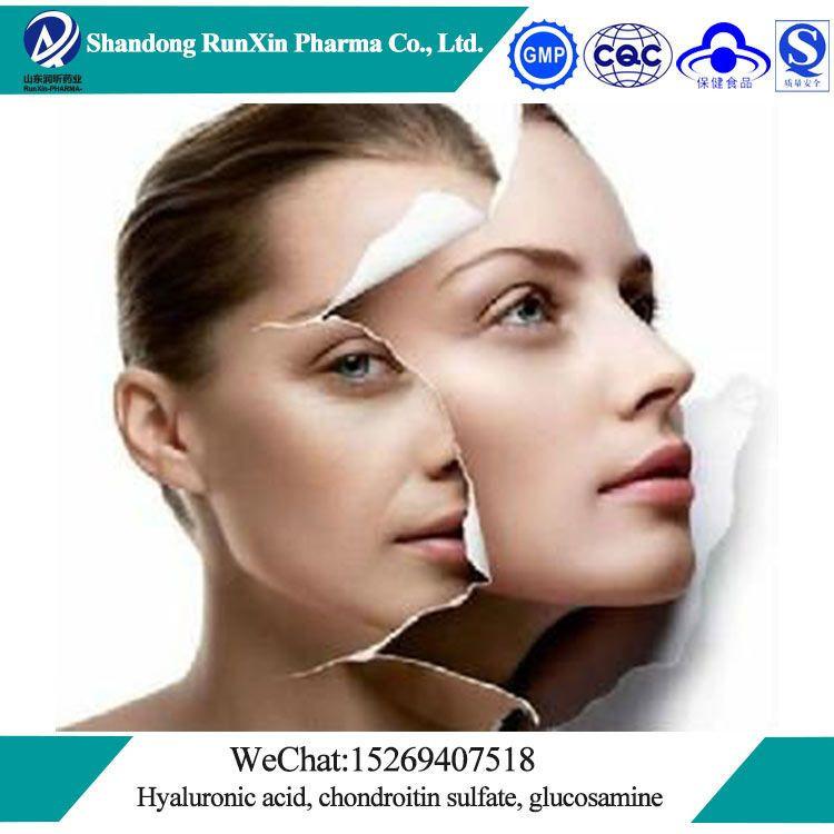 Cosmetic grade hyaluronic acid sodium hyaluronate