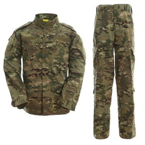 Army ACU Tactical Breathable Camouflage Combat Uniform