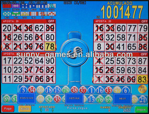 BINGO MANIA Game Board PCB