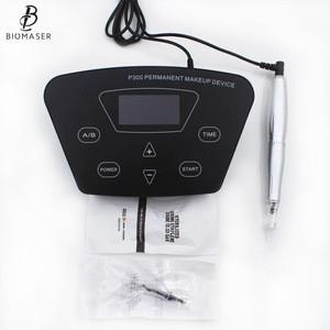 Biomaser Newest Digital Tatoo Machine P300 Semi Permanent Makeup Kit