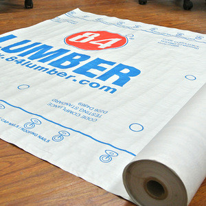 Breathable roofing underlayment-Strong and durable water barrier