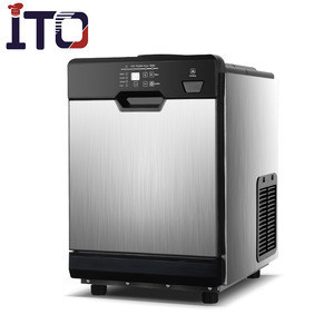 BY-Z25FT Commercial Portable Ice Maker Restaurant Kitchen Equipment