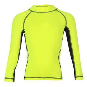 Cycling rash guard
