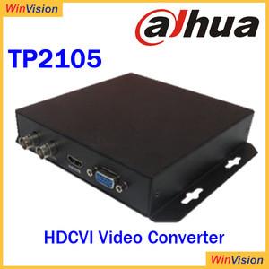 Dahua HDCVI video converter TP2105 use for dahua hdcvi camera and dahua hdcvi dvr