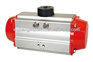 Double acting rotary Pneumatic actuator