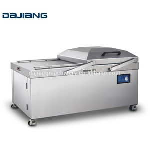 DZ-600-2S Fresh vegetable and fruit food vacuum preservation machine and plastic for food vacuum