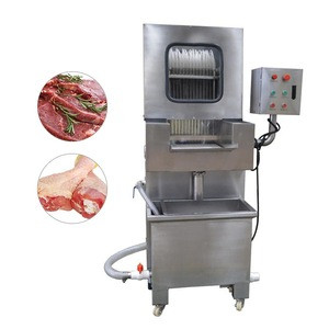 Easy operation Brine Water Injecting machine/Chicken Brine Injector/Meat Product Making Machine