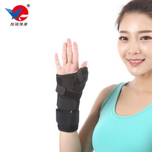 Easy to wear hand wrist brace rehabilitation wrist support