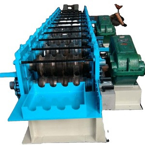 ERW Square Pipe Production Line Round Tube Making Machine