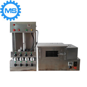 Factory wholesale pizza making machine in baking equipment