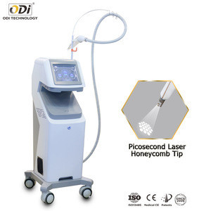 Fast tattoo removing q switched nd yag laser picosecond machine for sale