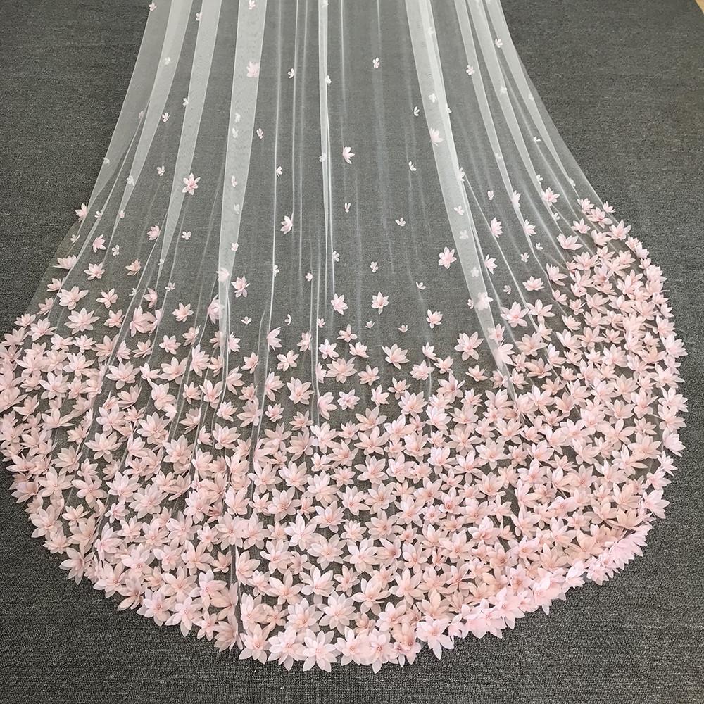 Good Price Manufacturer Ivory Birdcage Lace Bridal Veil