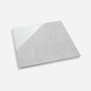 Manufacture wholesale glazed tile price 600*600mm polished porcelain tiles design white marble floor tiles