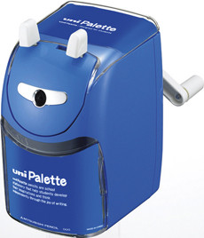 Mitsubishi Uni color pencil sharpener made in Japan for wholesalers