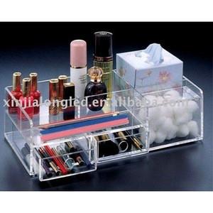 Modern and Fashion Acrylic Makeup Sets Acrylic Makeup Organizer