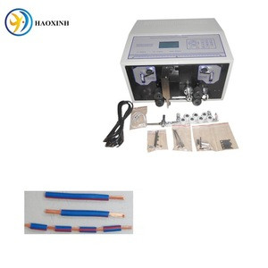 Multicore control cable wire Stripping machine manufacturer price