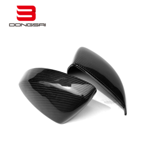 Original   style  Carbon Fiber side mirror cover For Audi A3/S3 2014-2017