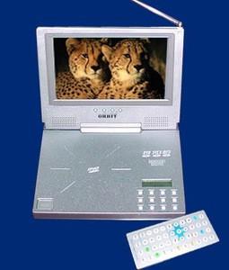 Portable DVD/VCD/TV/MP3/CD Player