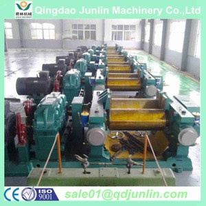Reclaim Rubber macking machine project /Rubber powder and Rubber reclaimed Line equipment