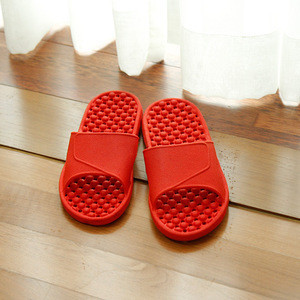 Safety Slipper Dot Comfortable Use Footwear Indoor Slipper PVC