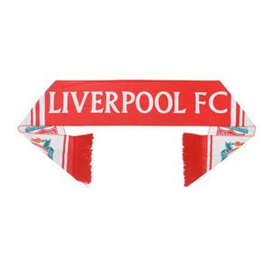 Satin Acrylic Spandex Polyester Fabric Double Sided Sublimation Football Team Fan Club Custom Scarf