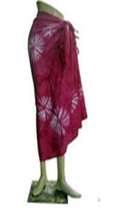 Sea print pareos/sarong