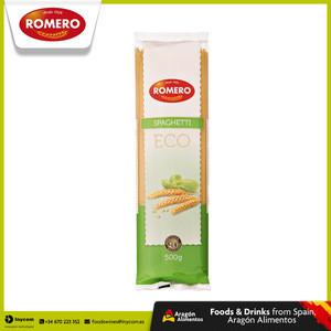 Spanish Organic Pasta Wholesale | Spaghetti and Penne | Pastas Romero