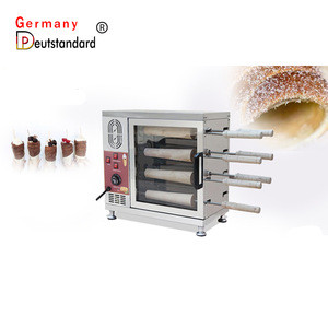 Stainless Steel Industrial Chimney Cake Oven/Chimney Cakes Bakery/Chimney Cake Baking Equipment