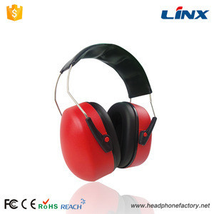 Stylish design color sound proof ear muff for sleeping
