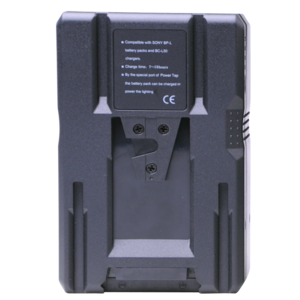 USB and LCD Digital Video Camera V mount Endura Li-ion Battery Intellicom 90S 98Wh 14.8V V-lock