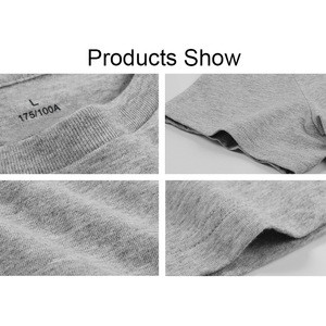 Wholesale Custom logo Tshirt Men Basic Plain 100% Cotton Short Sleeve O Neck Blank printing LOGO T-Shirt