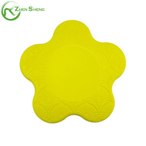 Zhensheng professional custom eco yoga exercise knee pad