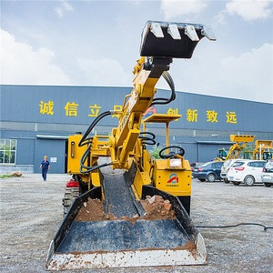 ZWY-60 Muck loader for road construction for stone