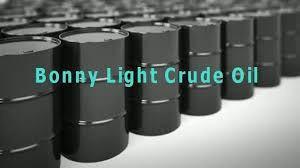 Light Bonny crude oil
