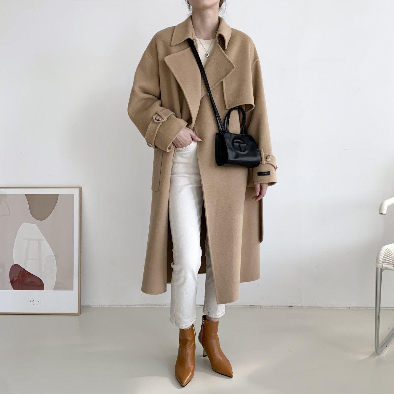 Women's premium Wool coats