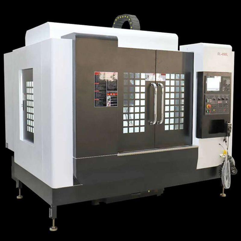 CNC Milling Machine Vertical