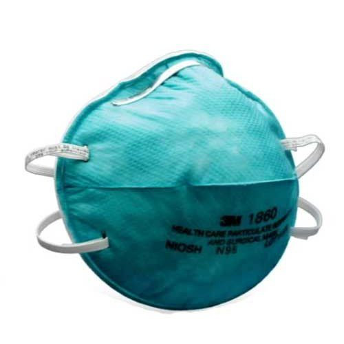 3m N95 Mask Face 1860 in Stock with Niosh Certificate