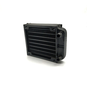 8 Pipes Liquid Cooling System Radiator Water Cooling Cooler for CPU