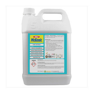 Acidic Coil Cleaner for Air Conditioning Coils