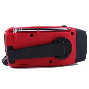 Amazon best seller high quality hand crank emergency radio